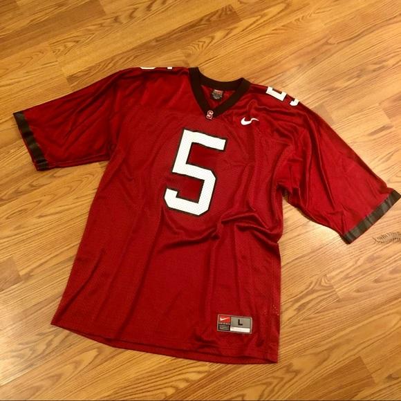 663bd330 Christian McCaffrey Stanford Jersey- NFL Panthers!